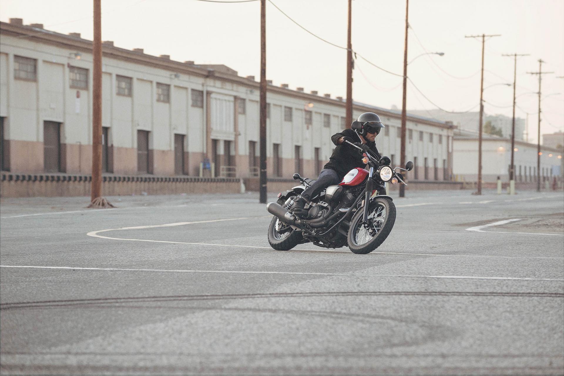Een blik op de nieuwe Yamaha SCR950