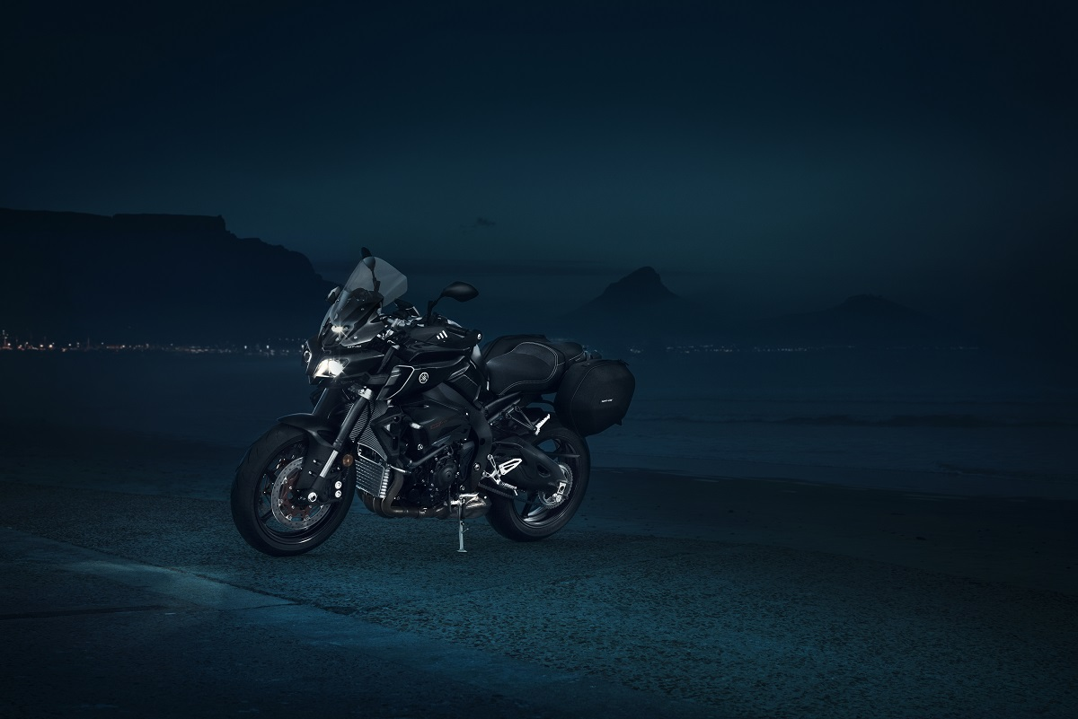 Yamaha introduceert de MT10 Tourer Edition
